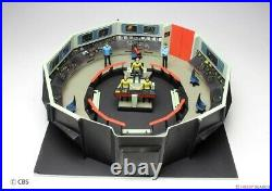 AMT Star Trek The Original Series U. S. S. Enterprise Bridge Set 1/32 Scale Plast