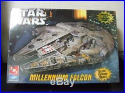 AMT Star Wars Millennium Falcon cut model From Japan