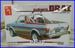 AMT Subaru BRAT El Camino Bi-Drive Recreational All Terrain