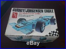 AMT T255 Gurney/Jorgensen Eagle model kit