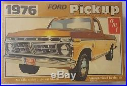 AMT # T476 1976 FORD F-350 Ranger XLT Pickup Truck Model Sealed