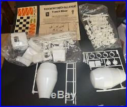 AMT T559 KENWORTH CHALLENGE TRANSIT CEMENT MIXER 1/25 Model Car Mountain