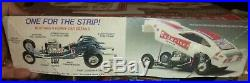 AMT TR80 BUDWEISER RACE TEAM, FORD RAMP TRUCK, FUNNY CAR 1/25 Model Car Mountain