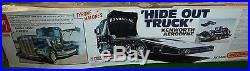 AMT TYRONE MALONE BANDAG BANDIT HIDE OUT TRUCK 1/25 KENWORTH MODEL CAR MOUNTAIN