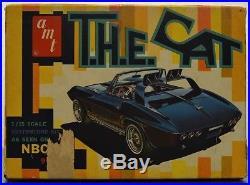AMT T. H. E. Cat 1967 Corvette NBC TV Show Car Custom Rod Drag Racing