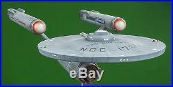 AMT USS Enterprise Model Custom Built. AWARD WINNER