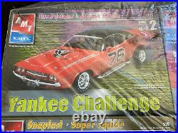 AMT VALUE PACK MODEL KITS 67 Comet, 57 Corvette, 96 Firebird & Yankee Challenge