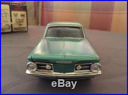 AMT Vintage 1965 screw bottom 1/25 Plymouth Barracuda pro built rare