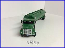 AMT Vintage Truck Model International Transtar withTanker Trailer Custom New