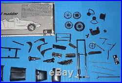 AMT XR-6 Roadster-27 T Tub Double Kit-Collectible 1965 Kit- Model Car Swap Meet