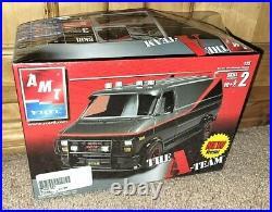 A-TEAM-TASTIC AMT Ertl 2002 A-Team Van 125 Scale Model Brand New, MINT & Boxed