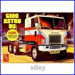 Amt1140 1/25 Gmc Astro 95 Semi Tractor (plastic Kit)