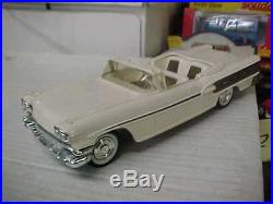 Amt, 1958 Pontiac Convertible, Indy Pace Car For That Year