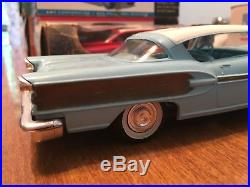 Amt 1958 Pontiac Hardtop Promo, Hard To Find In This In This Nice Cond
