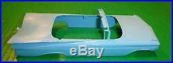 Amt 1959 Chevy Impala Convertible Model Car Mountain 1/25 4013 Craftsman