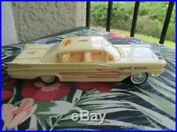 Amt 1959 Mercury Hard Top Original Issue Almost Mint! Complete