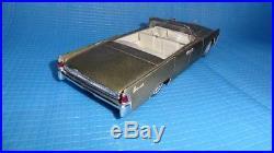 Amt 1961 Lincoln CV original kit assembly rare