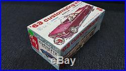 Amt 1963 Corvette Convertible