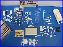 Amt 1966 Corvair Corsa Hardtop 1/25 Scale Customizing Kit Very Rare