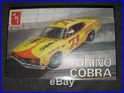 Amt 1971 Ford Torino Cobra Vintage 3 In 1