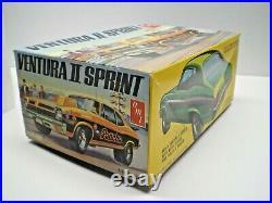 Amt 1972 Pontiac Ventura II Sprint, Stock Or Drag T379-225 L@@k