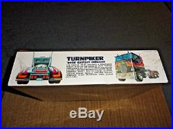 Amt 1/25 Turnpiker Pete Custom Cabover Plastic Model Factory Sealed 1979 Date