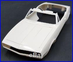 Amt 6618 1968 Chevy Camaro Ss Convertible/hardtop 1/25 Model Car Mountain