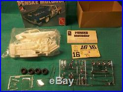 Amt Amc Penske Matador 125 Scale Model