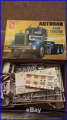 Amt Auto Car A64B truck model kits