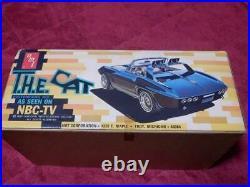 Amt Chevrolet T. H. E. Cat Customizing as seen on NBC-TV 1/25 Model Kit #16747