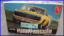 Amt Chevy Camaro Funny Hugger T344 1/25 Model Car Mountain