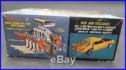 Amt Chevy Camaro Funny Hugger T344 1/25 Model Car Mountain
