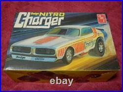 Amt Dodge Charger Nitro 1/25 Model kit #16774
