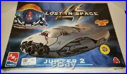 Amt Ertl Lost In Space Robot & Jupiter 2 Model Kits 1998 Sealed Mint