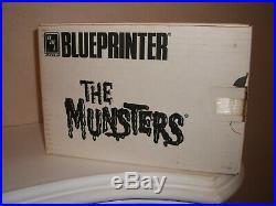 Amt Ertl The Munsters Blueprinter Koach & Dragula Model Kit Factory Taped Rare