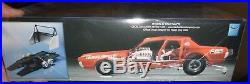 Amt Nostalgic Drag Race Set Ford Bronco Cougar Funny Car Trailer 1/25 Fs MCM