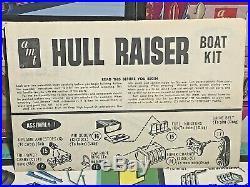 Amt Rare Vintage Quarter Masters Team 68 Firebird Kit#t380-300 Mpc Builder Kit