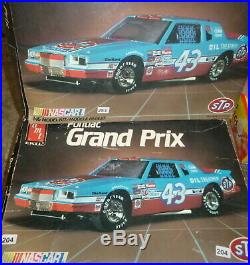 Amt Richard Petty #43 Stp Grand Prix Parts From 2 Kits 116 Model Car Mountain