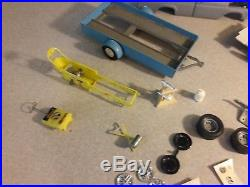 Amt Smp Revell 1960 Ford Truck Mooneyes Dragster Combo Project Lot! RARE