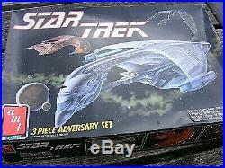 Amt Star Trek Model Kits
