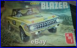 Amt T336 Chevy Blazer Vintage 1/25 Model Car Mountain