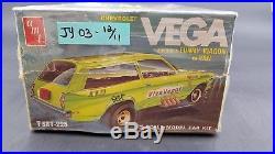 Amt T381 Chevy Vega Funny Van 1/25 Model Car Mountain Vintage