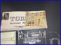 Amt T391 F2 Ford Torino Race Grand National 1/25 Model Car Mountain