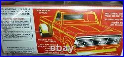 Amt T413 Ford Tuff Truk Pickup Truck Vintage Kit 1/25 Model Car Mountain Fs