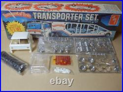 Amt Transporter Set Truck and Trailer Combined 1/25 Model Kit #16759