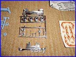 Amt Trophy Series 1/25'59 Ford Galaxie 2dr. Hdtp. Model Kit Unbuilt 04-129-100