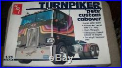 Amt Turnpiker Custom Pete Cabover Sealed Inside Nice