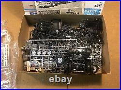 Amt mack rubber duck convoy ertl blueprint kit 1/25