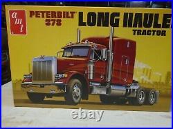 Amt new peterbilt 378 long hauler 1169/08
