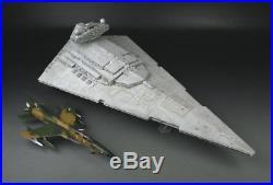 Award Winner Built AMT 1/2700 Star Wars Imperial Star Destroyer